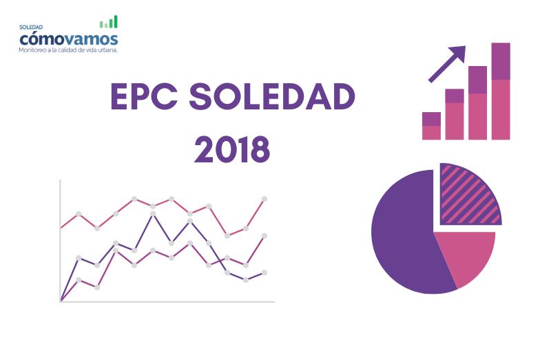 Soledad Encuesta de Percepción Ciudadana 2018